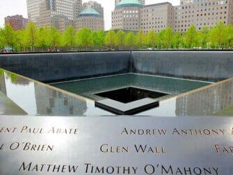 Private Walking Tour in New York 911 Memorial