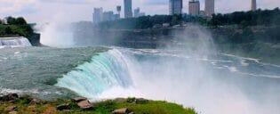 Dagtrip Niagarawatervallen per bus vanuit New York