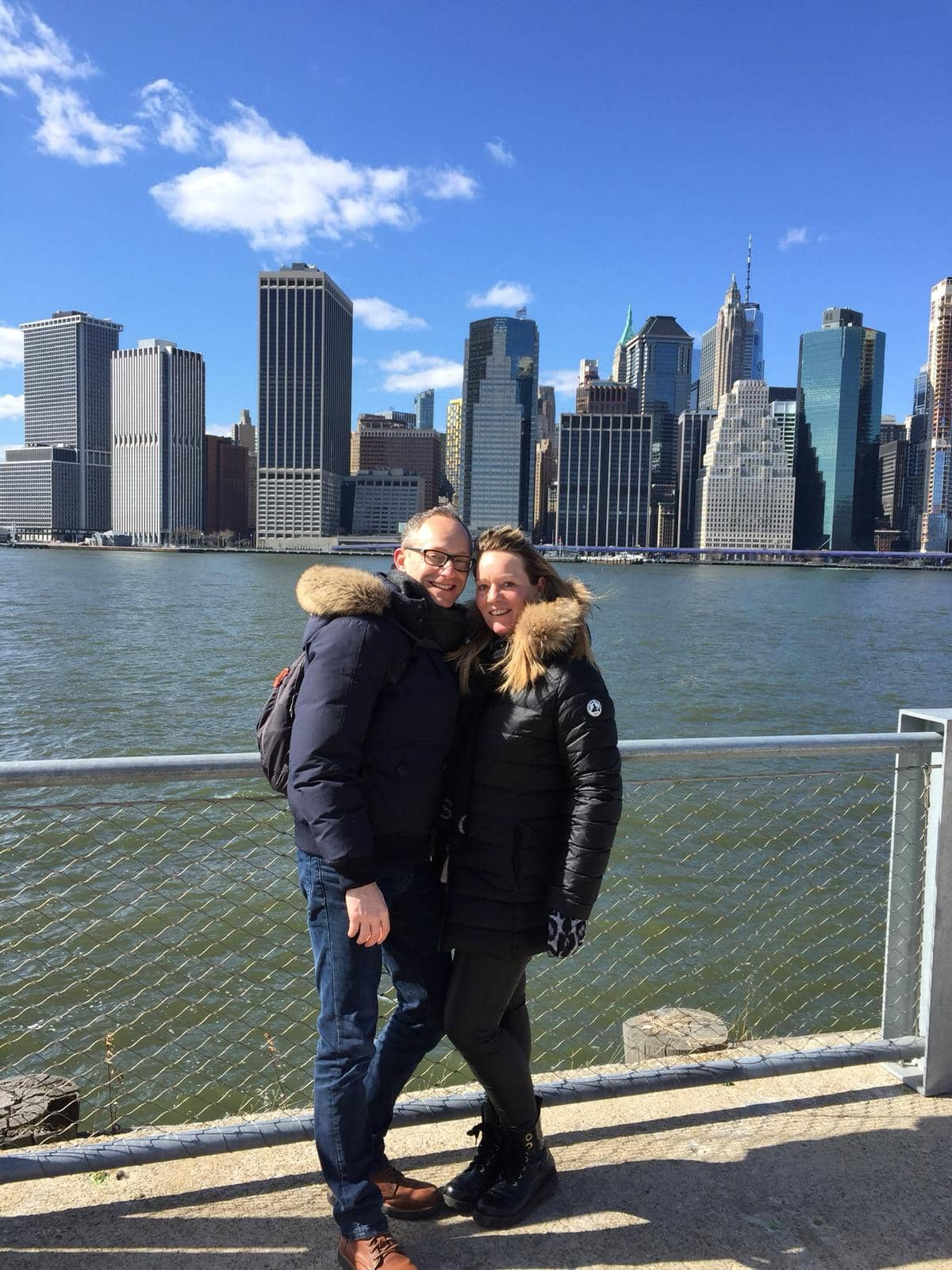 Win een trip naar New York - Skyline