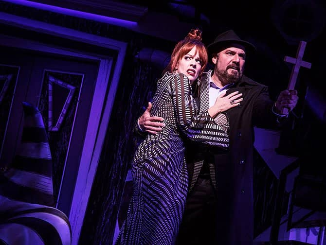 Beetlejuice op Broadway Tickets - De Ouders