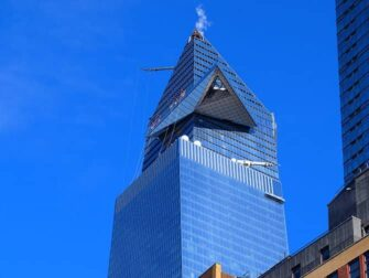 Hudson Yards in New York - Edge Observatiedek