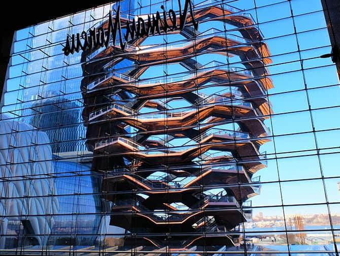 Hudson Yards in New York - Vessel