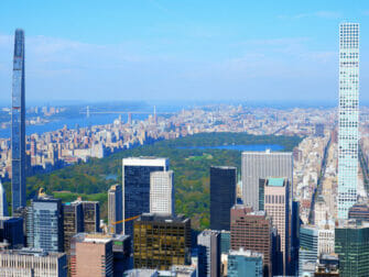 One Vanderbilt The Summit Tickets - Uitzicht Central Park
