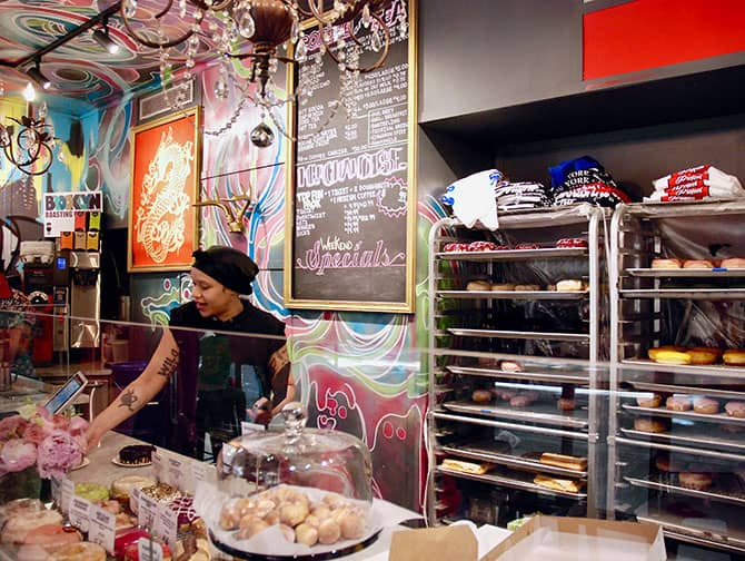 Donut Tour in New York - Doughnut Project