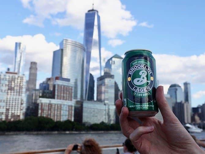 Happy Hour Cruise in New York - Drankjes