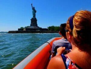 High Speed Boottocht in New York