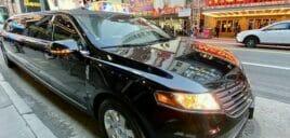 Limousine in New York Huren