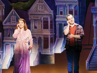 Mrs Doubtfire op Broadway Tickets - Bellen