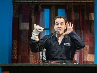 Mrs Doubtfire op Broadway Tickets - Daniel