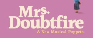 Mrs. Doubtfire op Broadway Tickets
