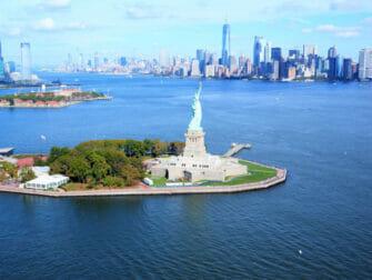 Helikoptervluchten in New York - Vrijheidsbeeld & Downtown