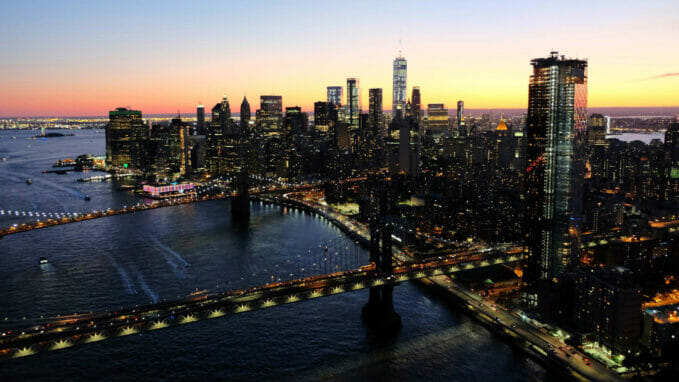 New York Helicopter Flight – Zoom
