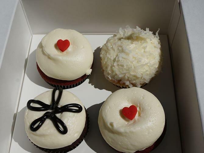 Moederdag in New York - Georgetown Cupcakes