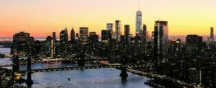 Avond Helikoptervlucht en Sightseeingcruise in New York