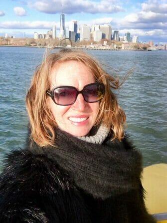 Private Walking Tour in New York Guide Mirjam