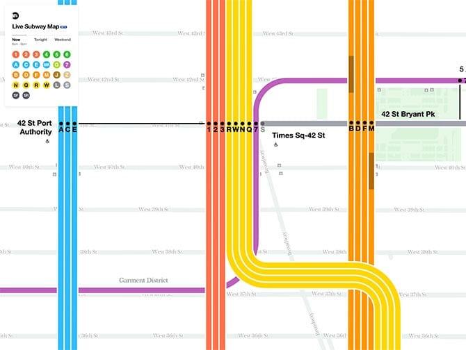 MTA New York Live