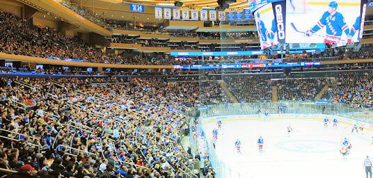 Rangers ijshockey