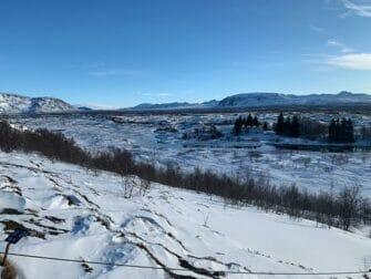 Stopover IJsland op weg naar New York Thingvellir