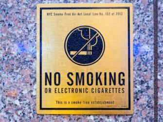 Roken in New York