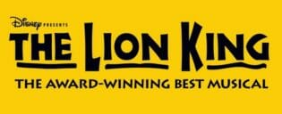 The Lion King op Broadway Tickets