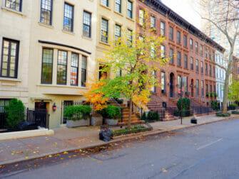 Upper East Side in New York Houses