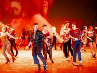 West Side Story on Broadway Tickets Dance