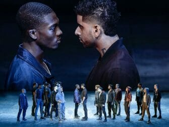 West Side Story on Broadway Tickets Stand off
