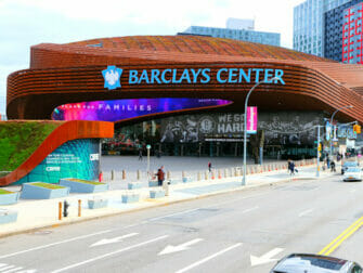 Brooklyn in New York - Barclays Center