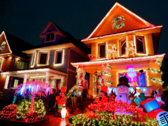 Brooklyn in New York - Dyker Heights