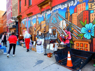 Brooklyn in New York - Straat