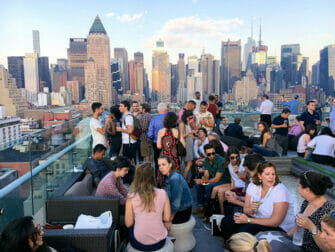 Hell's Kitchen in New York - Uitgaan