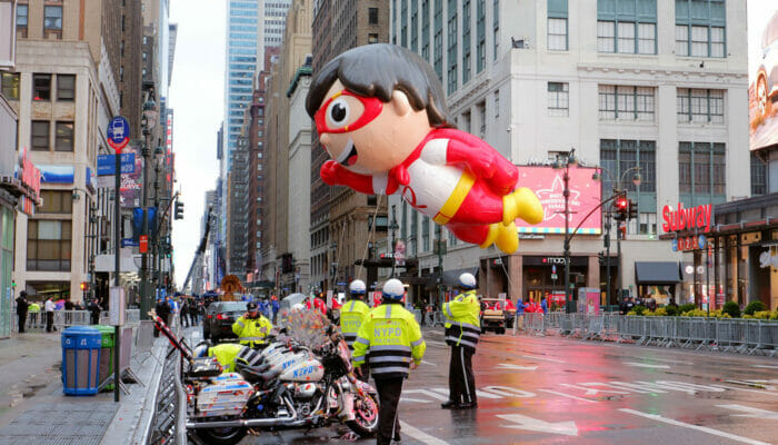 Thanksgiving Day Parade New York