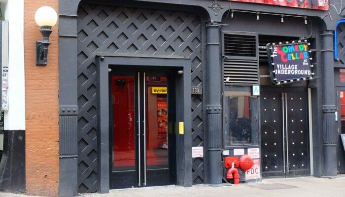 The Comedy Cellar New York