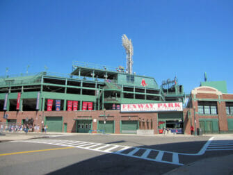 Boston Passen voor Attracties - Fenway Park