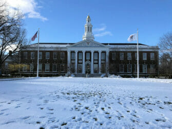 Boston Passen voor Attracties - Harvard