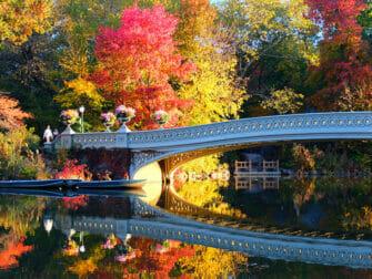 Filmlocaties in New York - Avengers Central Park