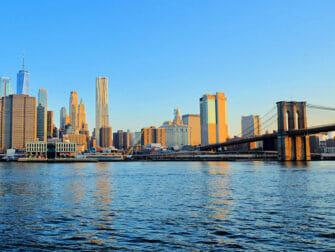 Filmlocaties in New York - Brooklyn Bridge