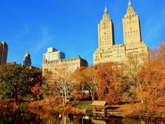 Filmlocaties in New York - Central Park