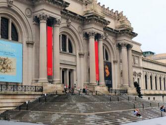 Filmlocaties in New York Gossip Girl - The Met trappen