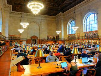 Filmlocaties in New York - Public Library