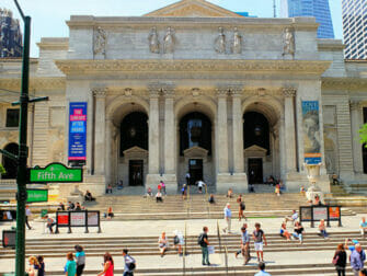 Filmlocaties in New York - The Day After Tomorrow Public Library
