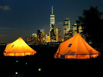 Governors Island in New York - Tenten 's Avonds