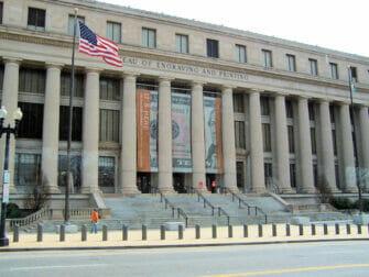 Washington D.C. Passen voor Attracties - Gebouwen