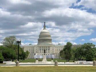 Washington D.C. Passen voor Attracties - Capitool