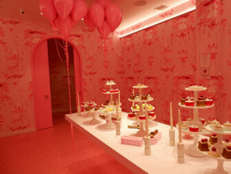 Museum of Ice Cream in New York - High Tea