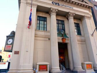 Supermarkten in New York - CVS Pharmacy
