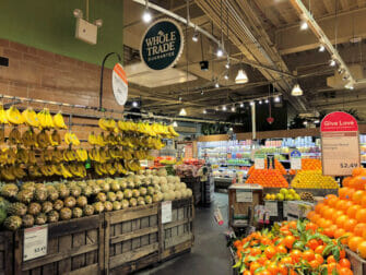 Supermarkten in New York - Whole Foods