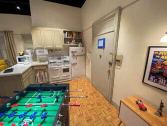 The FRIENDS Experience in New York - Chandler en Joey's Appartement