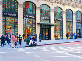 Winkelen in Upper East Side in NYC - Fifth Avenue
