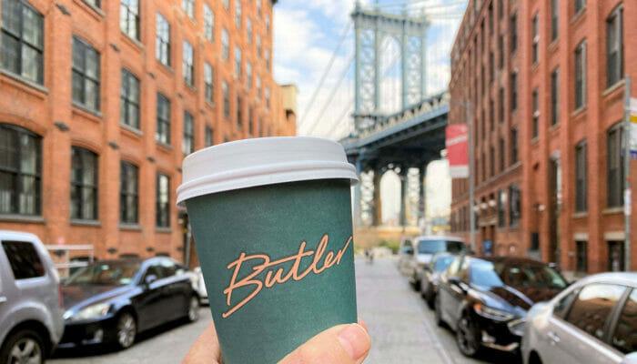 Butler koffie